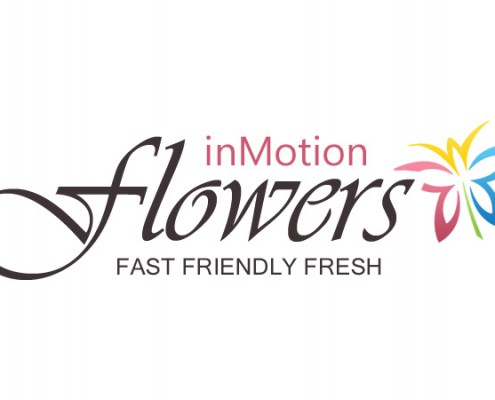 inMotion Flowers | Logo