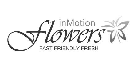 inMotion Flowers Logo