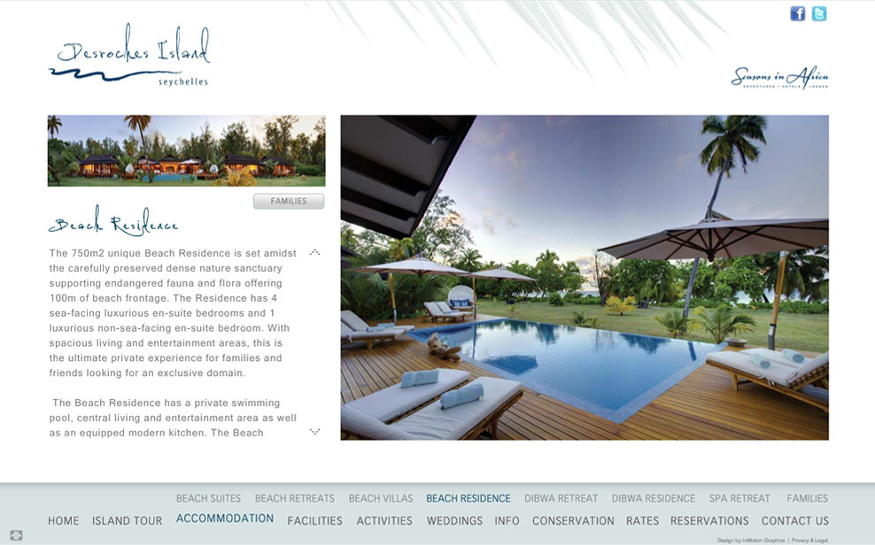 Desroches Island | Content Pages
