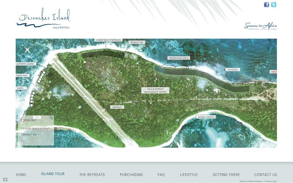 Desroches Island | Interactive Island Tour