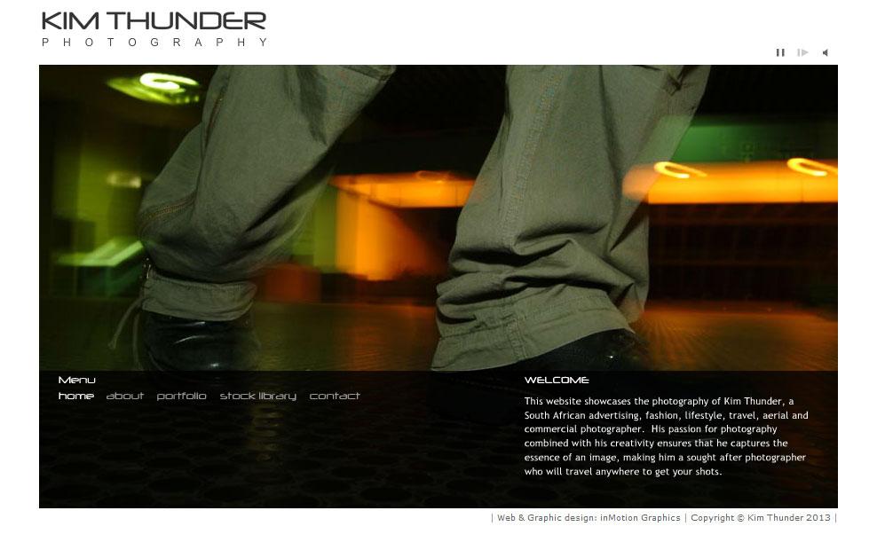 Kim Thunder | Home