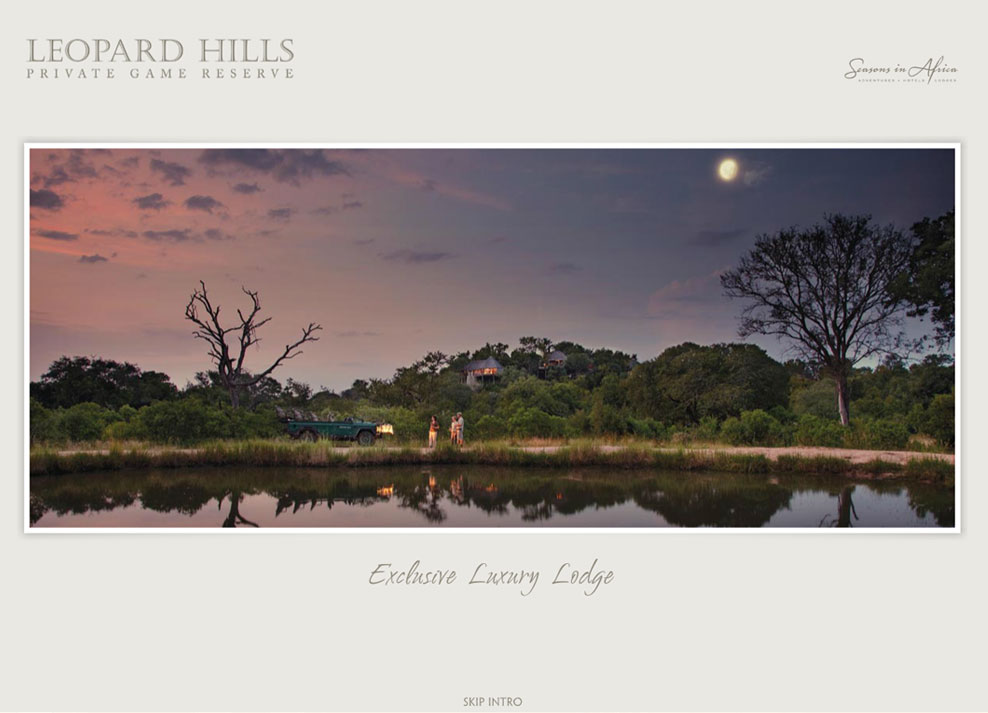Leopard Hills | Intro