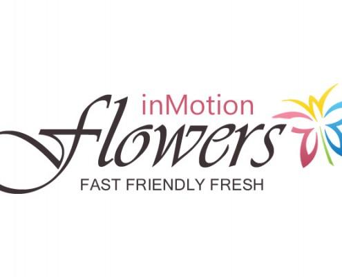 inMotion Flowers | Logo